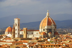 """to be born in the shadow of the dome..."" (Ray .) Tags: italy florence italia tuscany firenze duomo brunelleschi florentine toscano renaissanceart arnolfodicambio basilicadisantamariadelfiore renaissancearchitecture anawesomeshot theunforgettablepictures internationalgeographic hccity absolutelystunningscapes grouptripod thegalleryoffinephotography grouparchaeology"