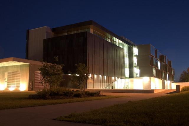 Perimeter Institute dusk