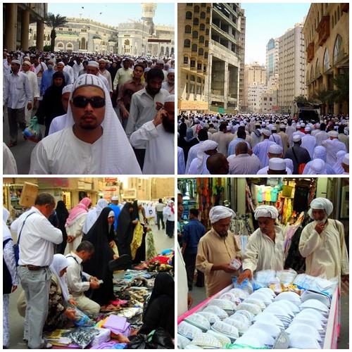 Streets of Makkah