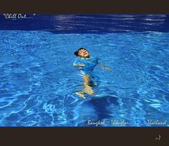 """SOLSTICE 2008 CHILL OUT.. ""               :-) (Maxsimus) Tags: blue sports water pool swimming thailand nikon bangkok sigma thai d300 thonglor chillingout photoquebec maxsimus inspiredbyhim"