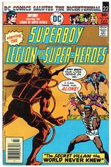 Legion of Super-Heroes 218 (Todd Wilson) Tags: comics superboy lsh legionofsuperheroes legionaires mikegrell