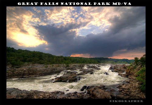 Great Falls National Park MD/VA