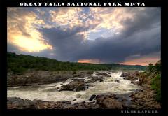 Great Falls National Park MD/VA (Nikographer [Jon]) Tags: sunset usa nature june clouds landscape virginia landscapes lenstagged nationalpark md nikon raw nef unitedstates cs2 greatfalls maryland tokina va 2008 hdr jun d300 tokina1224mmf4 photomatix greatfallsnationalpark nikond300 14bit 20080619d30028583 jss20081