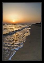 Tramonto sul mare 2 (fabilly74) Tags: sunset sea beach tramonto mare spiaggia lifeshot artisticexpression golddragon aplusphoto diamondclassphotographer flickrdiamond spiritofphotography discoveryphotos goldenvisions
