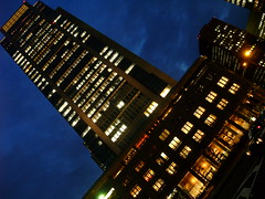 Marunouchi Building @ ISO 200
