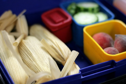 Tamale lunchbox