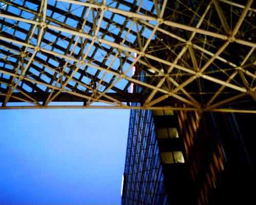【写真】VQ1005で撮影した東京ミッドタウン