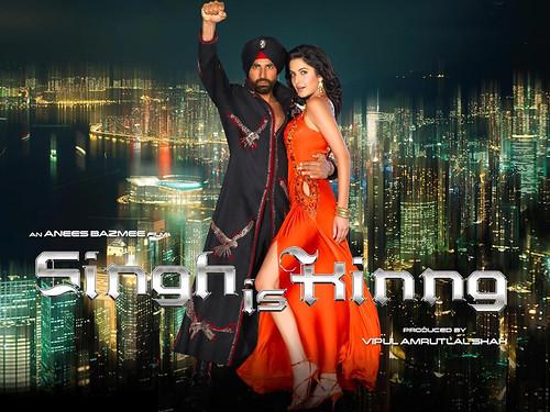 Singh is Kinng audio review