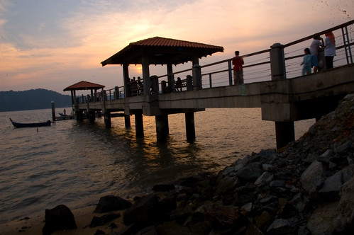 Jetty Pulau Aman