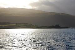 navigating the squall (Princess Valium) Tags: sea storm squall soundofmullmorning