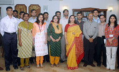 Indian Foreign Service probationers - 2008 (South Asian Foreign Relations) Tags: india delhi newdelhi