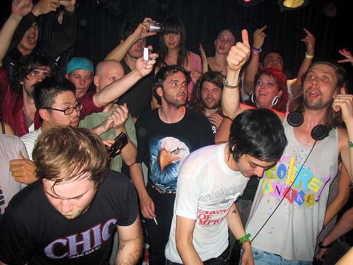 2007.10 / Ed Banger x Fools Gold Parties