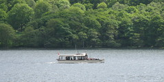 boat on coniston