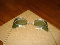 glasses antique safety eyewear steampunk