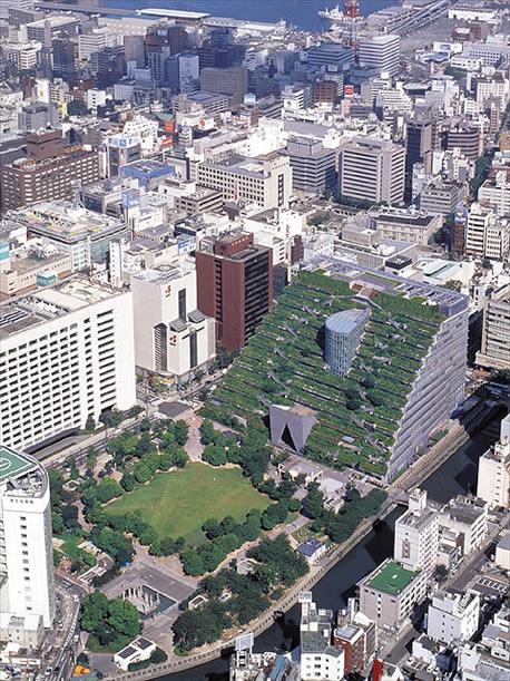 2692258527 bb7125c807 o ACROS Fukuoka   Thats What We Call a Green Roof