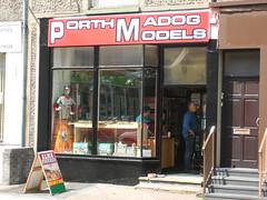 Porth Madog Models