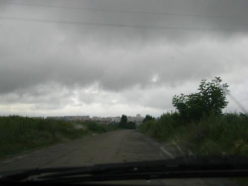 Nori langa Pascani, sambata, 26 iulie 2008