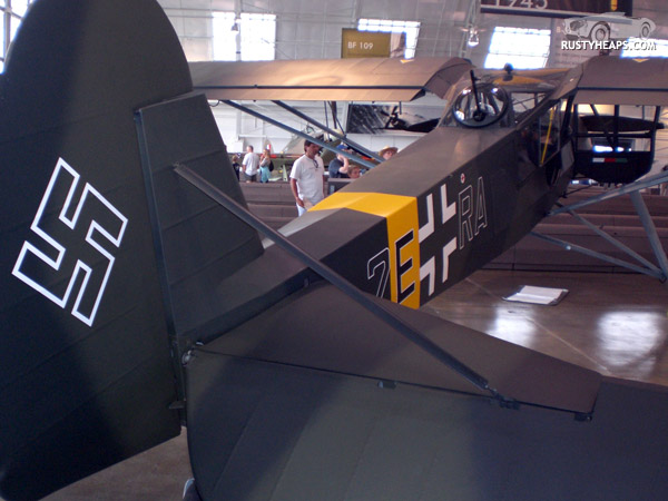 Fieseler Fi 156-C2 Storch
