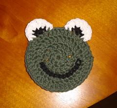 Frog Coaster 1
