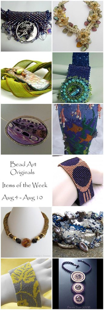 BAO Items of the Week (Aug 4 - Aug 10)