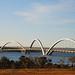 Ponte JK ou Ponte do Mosteiro by Serelepe_Simplesmente Rê!