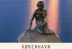 2007-060801 (bubbahop) Tags: copenhagen denmark postcard mermaid københavn kobenhavn europetrip17