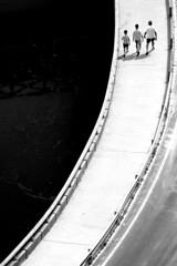 De tre bukkene Bruse (Johan Rd) Tags: road bridge white black water composition walking grey three miniature search shadows candid small curves streetphotography grades fairy enter polarizer query strict miniatyr bildekritikk bukkenebruse entersearchquery
