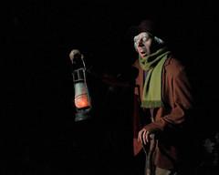 Disney - Frightened Groundskeeper - The Haunte...