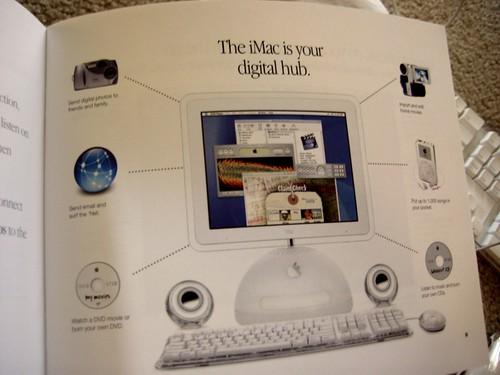 Digital hub.
