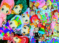 I've been a little craftypants (boopsie.daisy) Tags: food white snow anime bunnies coffee colors vintage sushi toys eyes corn colorful punk dolls candy little handmade buttons crafts inspired homemade handpainted babydoll daisy badges miss goldilocks gumballs dollies muffet mart fruitloops farrah bunka ringlets boopsie facett boopsiedaisy