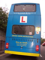 Learner Bus Driver Give us a Break!