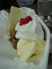 Swiss Chocolate Sundae