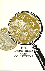 Byron Reed Coin Collection