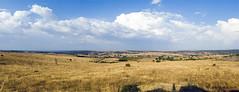 Panoramica desde el Fuerte (www.sergiuko.com) Tags: del de real la concepcion dos panoramica salamanca casas obispo fuerte aldea castillejo