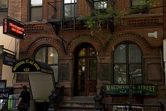MacDougal Street Ale House - New York, NY by jenniferrt66, on Flickr