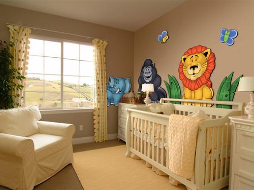 Wallsy Tales Room - Nursery