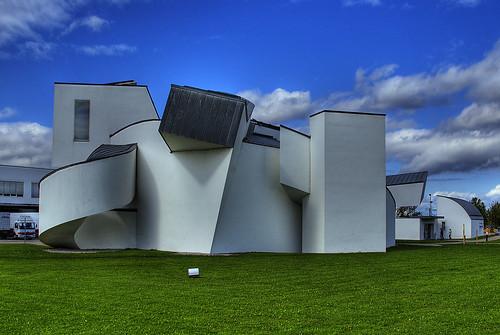 Vitra Design Museum Museu Alemanha