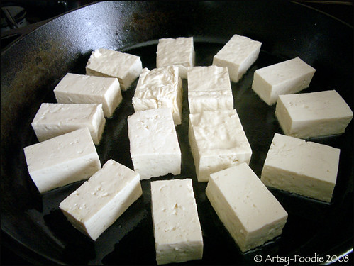 Tofu Rectangles