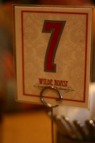 Wilde Roast
