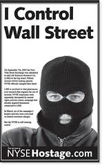 NYSE Hostage Ad (GreenIsTheNewRed.com) Tags: scaremongering animalliberationfront shac7 animalenterpriseterrorismact