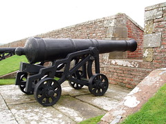 Fort George Cannon by amandabhslater, on Flickr