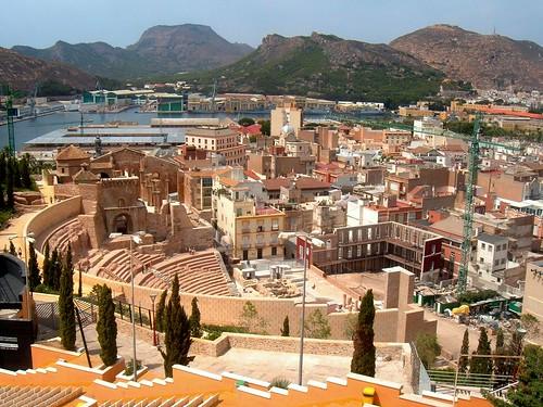 Cartagena, Spain by maykal.