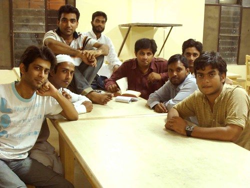 Letter from Jamia Millia - One Night in the Boys' Hostel