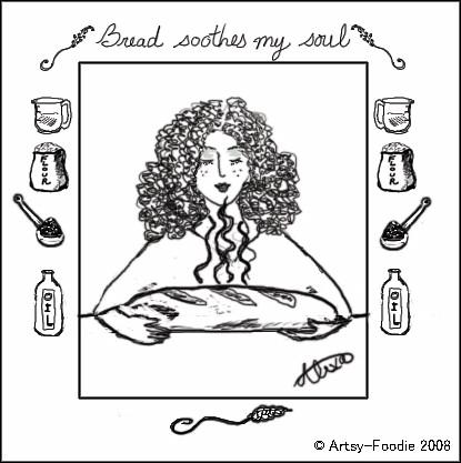 artsy-foodie bread