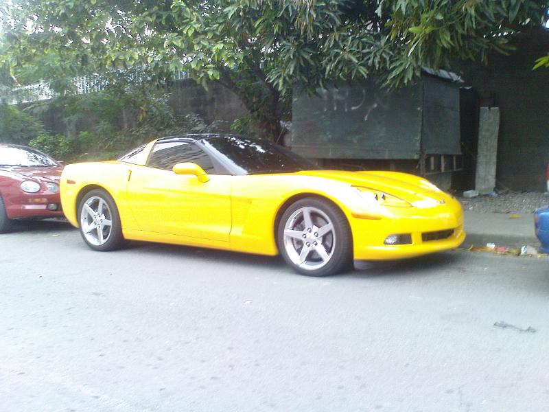 Corvette In The Philippines In Car Talk Board Page Of