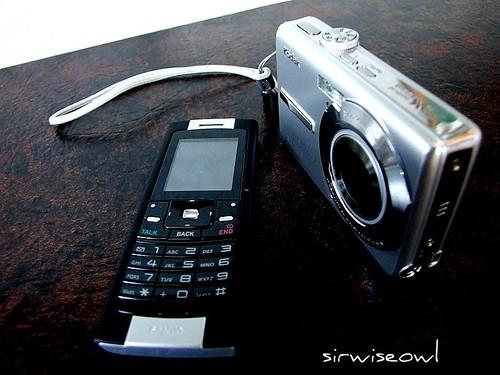New Tiny Camera