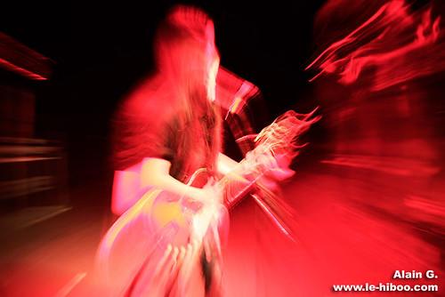 Jesse Sykes & The Sweet Hereafter @ La Cigale (Fargo All Stars), Paris | 06.10.2008