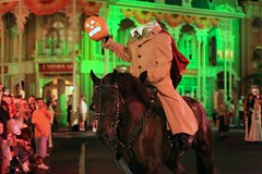 WDW Sept 2008 - The Headless Horseman Rides Tonight!
