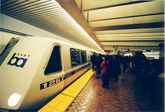 San Francisco's BART (by: Dennis Mojado, Wikimedia Commons)