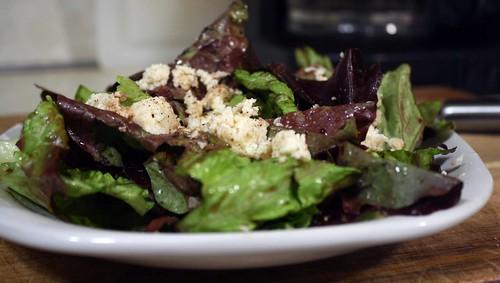 Vegan Mofo: Eggplant Caponata And Tofu Feta